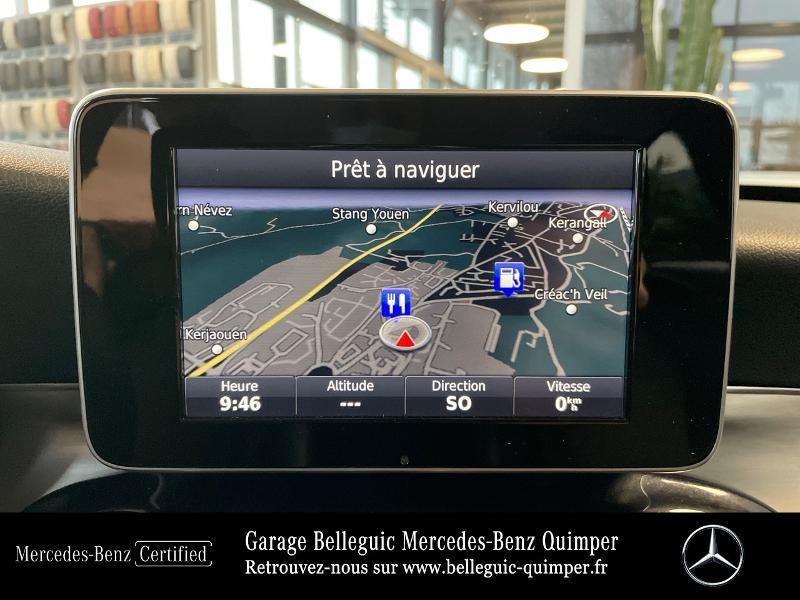 Photo 8 de l'offre de MERCEDES-BENZ Classe C Break 180 d Executive 7G-Tronic Plus à 25390€ chez Garage Belleguic - Mercedes-Benz Quimper