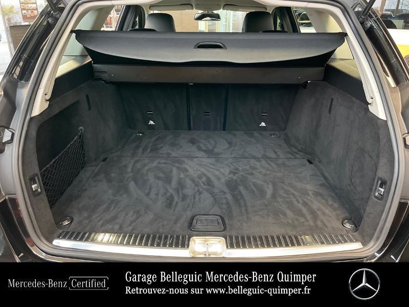 Photo 12 de l'offre de MERCEDES-BENZ Classe C Break 180 d Executive 7G-Tronic Plus à 25390€ chez Garage Belleguic - Mercedes-Benz Quimper