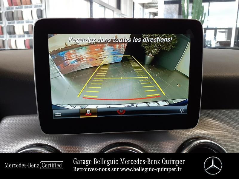 Photo 26 de l'offre de MERCEDES-BENZ Classe GLA 180 d Sensation 7G-DCT à 25889€ chez Garage Belleguic - Mercedes-Benz Quimper