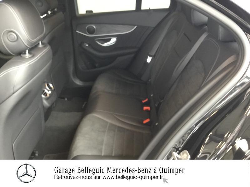 Photo 11 de l'offre de MERCEDES-BENZ Classe C 300 de 194+122ch AMG Line 9G-Tronic à 48900€ chez Garage Belleguic - Mercedes-Benz Quimper