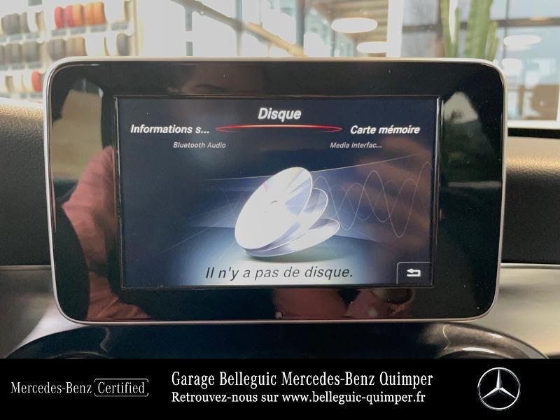 Photo 24 de l'offre de MERCEDES-BENZ Classe C Break 180 d Executive 7G-Tronic Plus à 25390€ chez Garage Belleguic - Mercedes-Benz Quimper