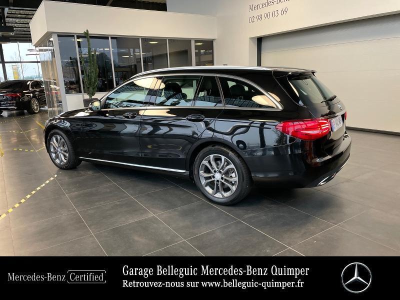 Photo 3 de l'offre de MERCEDES-BENZ Classe C Break 180 d Executive 7G-Tronic Plus à 25390€ chez Garage Belleguic - Mercedes-Benz Quimper