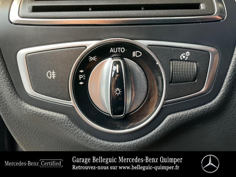 Photo 19 de l'offre de MERCEDES-BENZ Classe C Break 180 d Executive 7G-Tronic Plus à 25390€ chez Garage Belleguic - Mercedes-Benz Quimper