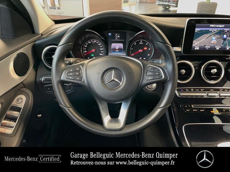 Photo 7 de l'offre de MERCEDES-BENZ Classe C Break 180 d Executive 7G-Tronic Plus à 25390€ chez Garage Belleguic - Mercedes-Benz Quimper