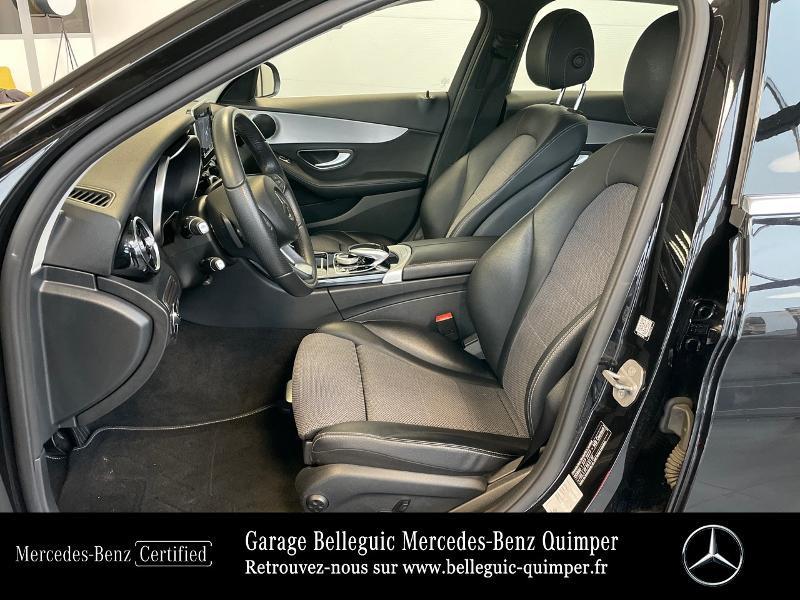 Photo 17 de l'offre de MERCEDES-BENZ Classe C Break 180 d Executive 7G-Tronic Plus à 25390€ chez Garage Belleguic - Mercedes-Benz Quimper