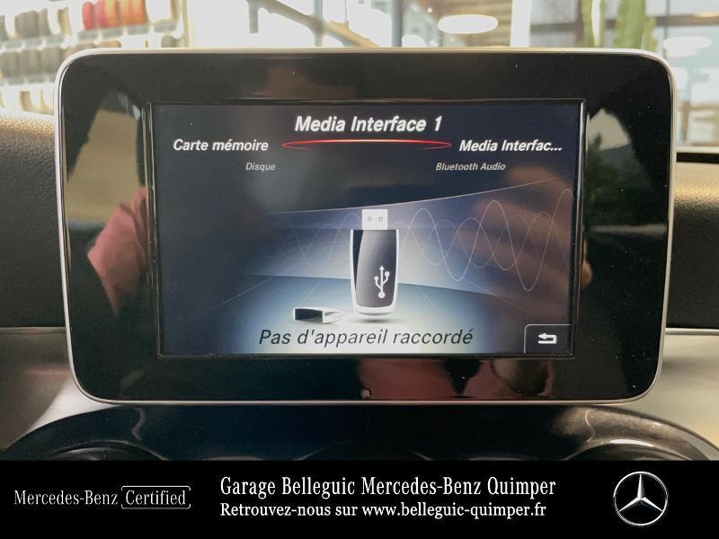 Photo 21 de l'offre de MERCEDES-BENZ Classe C Break 180 d Executive 7G-Tronic Plus à 25390€ chez Garage Belleguic - Mercedes-Benz Quimper