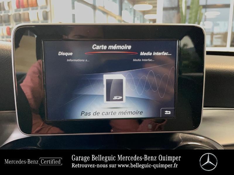 Photo 25 de l'offre de MERCEDES-BENZ Classe C Break 180 d Executive 7G-Tronic Plus à 25390€ chez Garage Belleguic - Mercedes-Benz Quimper