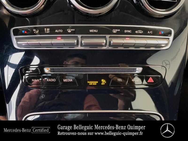 Photo 28 de l'offre de MERCEDES-BENZ Classe C Break 180 d Executive 7G-Tronic Plus à 25390€ chez Garage Belleguic - Mercedes-Benz Quimper