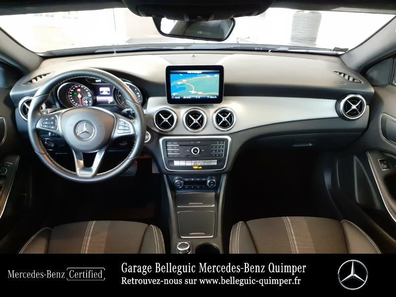 Photo 6 de l'offre de MERCEDES-BENZ Classe GLA 180 d Sensation 7G-DCT à 25889€ chez Garage Belleguic - Mercedes-Benz Quimper