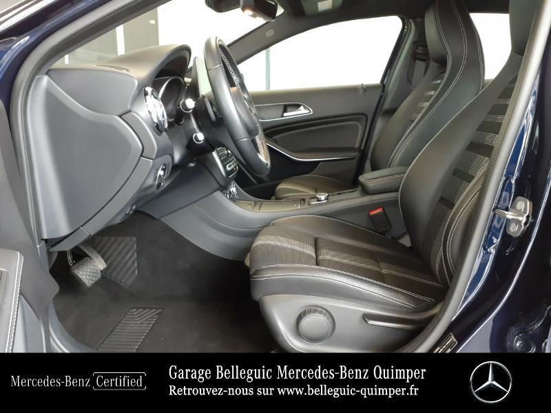 Photo 17 de l'offre de MERCEDES-BENZ Classe GLA 180 d Sensation 7G-DCT à 25889€ chez Garage Belleguic - Mercedes-Benz Quimper