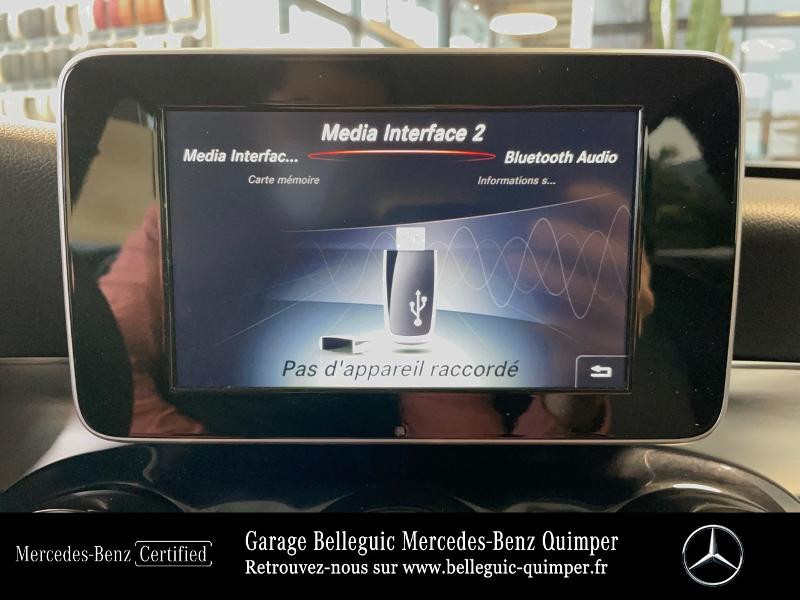 Photo 22 de l'offre de MERCEDES-BENZ Classe C Break 180 d Executive 7G-Tronic Plus à 25390€ chez Garage Belleguic - Mercedes-Benz Quimper
