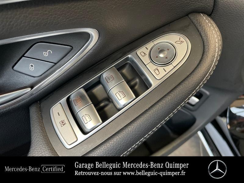 Photo 18 de l'offre de MERCEDES-BENZ Classe C Break 180 d Executive 7G-Tronic Plus à 25390€ chez Garage Belleguic - Mercedes-Benz Quimper