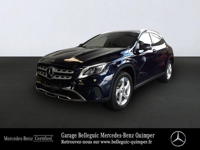 Photo 1 de l'offre de MERCEDES-BENZ Classe GLA 180 d Sensation 7G-DCT à 25889€ chez Garage Belleguic - Mercedes-Benz Quimper
