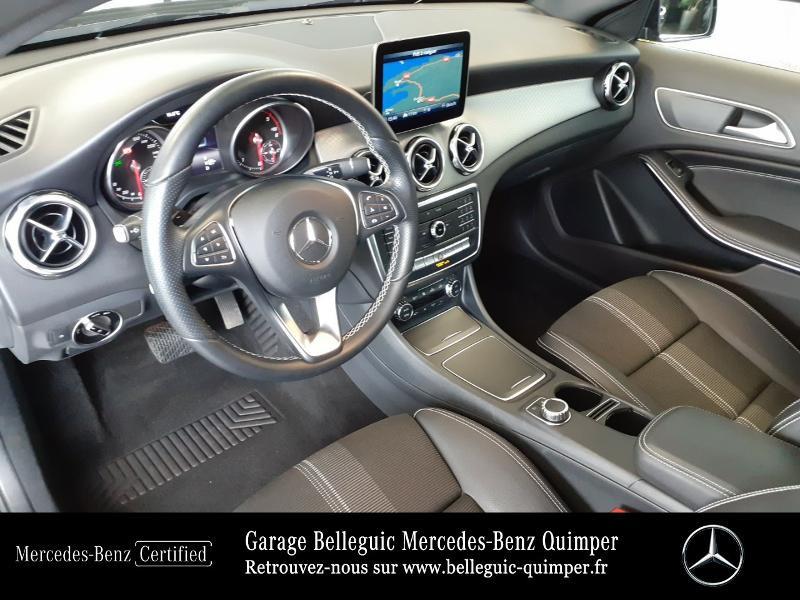 Photo 18 de l'offre de MERCEDES-BENZ Classe GLA 180 d Sensation 7G-DCT à 25889€ chez Garage Belleguic - Mercedes-Benz Quimper