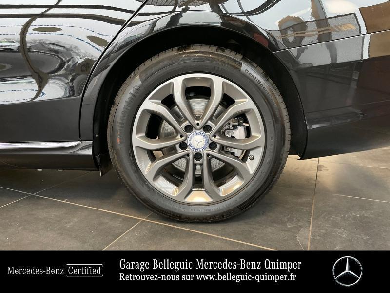 Photo 13 de l'offre de MERCEDES-BENZ Classe C Break 180 d Executive 7G-Tronic Plus à 25390€ chez Garage Belleguic - Mercedes-Benz Quimper