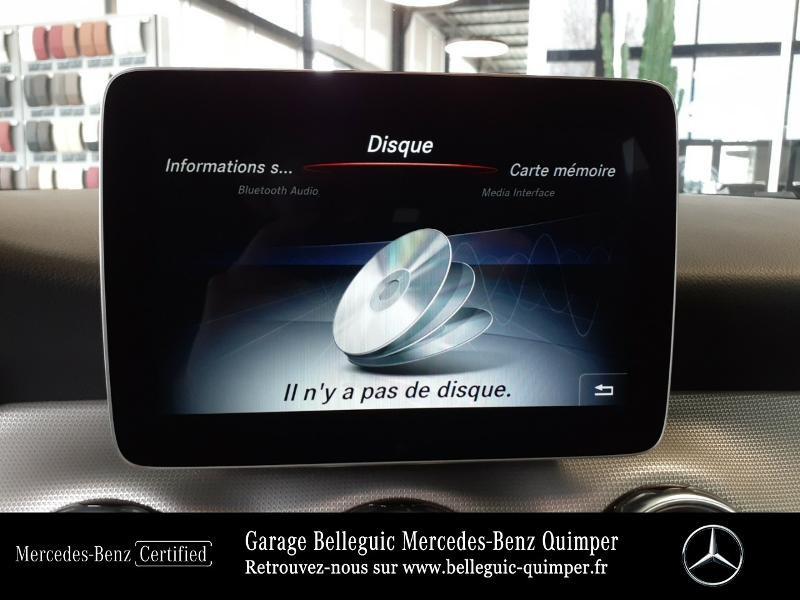 Photo 20 de l'offre de MERCEDES-BENZ Classe GLA 180 d Sensation 7G-DCT à 25889€ chez Garage Belleguic - Mercedes-Benz Quimper