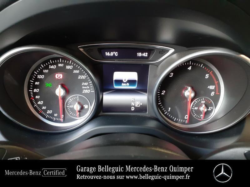 Photo 9 de l'offre de MERCEDES-BENZ Classe GLA 180 d Sensation 7G-DCT à 25889€ chez Garage Belleguic - Mercedes-Benz Quimper