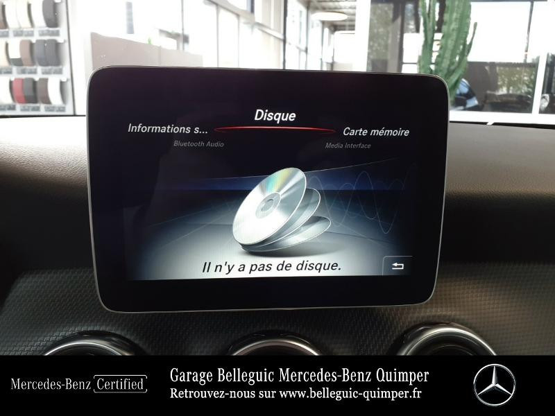 Photo 26 de l'offre de MERCEDES-BENZ Classe GLA 180 d Inspiration 7G-DCT à 24890€ chez Garage Belleguic - Mercedes-Benz Quimper