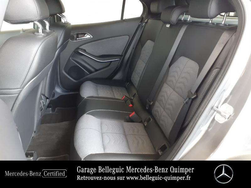 Photo 11 de l'offre de MERCEDES-BENZ Classe GLA 180 d Inspiration 7G-DCT à 24890€ chez Garage Belleguic - Mercedes-Benz Quimper