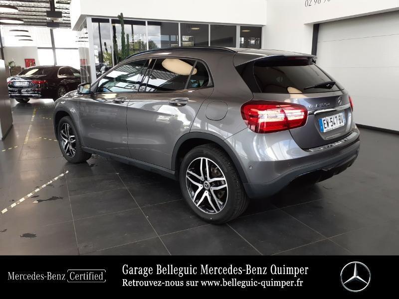 Photo 3 de l'offre de MERCEDES-BENZ Classe GLA 180 d Inspiration 7G-DCT à 24890€ chez Garage Belleguic - Mercedes-Benz Quimper
