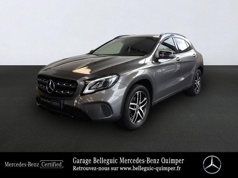 Mercedes-Benz Classe GLA 180 d Inspiration 7G-DCT Diesel Gris Montagne métal Occasion à vendre
