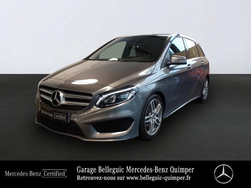 Mercedes-Benz Classe B 180 d 109ch Sport Edition Diesel Gris Montagne métal Occasion à vendre