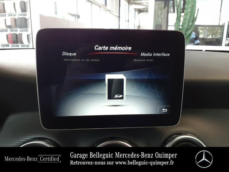 Photo 24 de l'offre de MERCEDES-BENZ Classe GLA 180 d Inspiration 7G-DCT à 24890€ chez Garage Belleguic - Mercedes-Benz Quimper