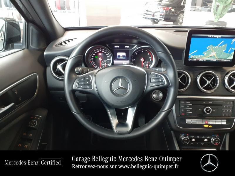 Photo 7 de l'offre de MERCEDES-BENZ Classe GLA 180 d Inspiration 7G-DCT à 24890€ chez Garage Belleguic - Mercedes-Benz Quimper