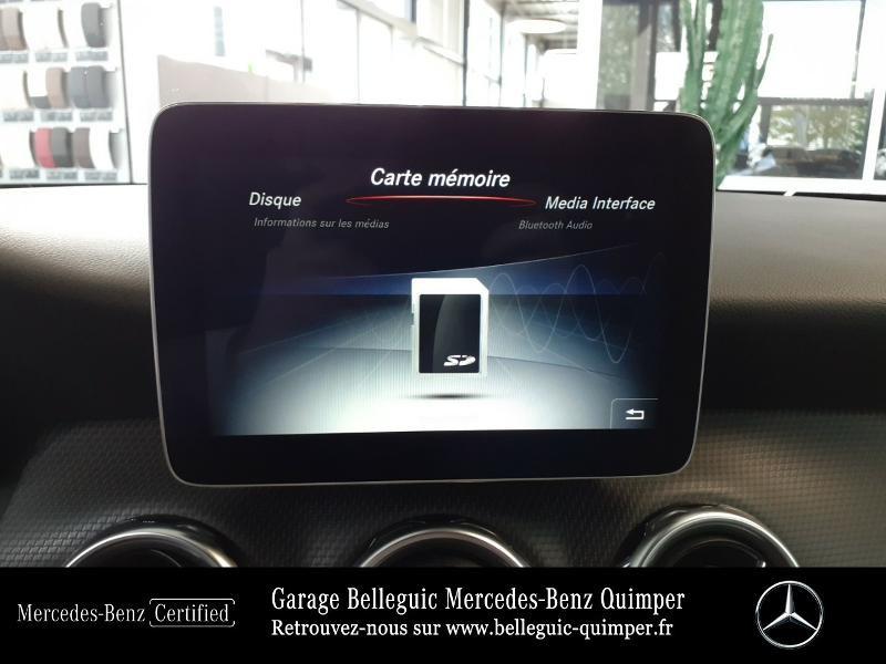 Photo 27 de l'offre de MERCEDES-BENZ Classe GLA 180 d Inspiration 7G-DCT à 24890€ chez Garage Belleguic - Mercedes-Benz Quimper