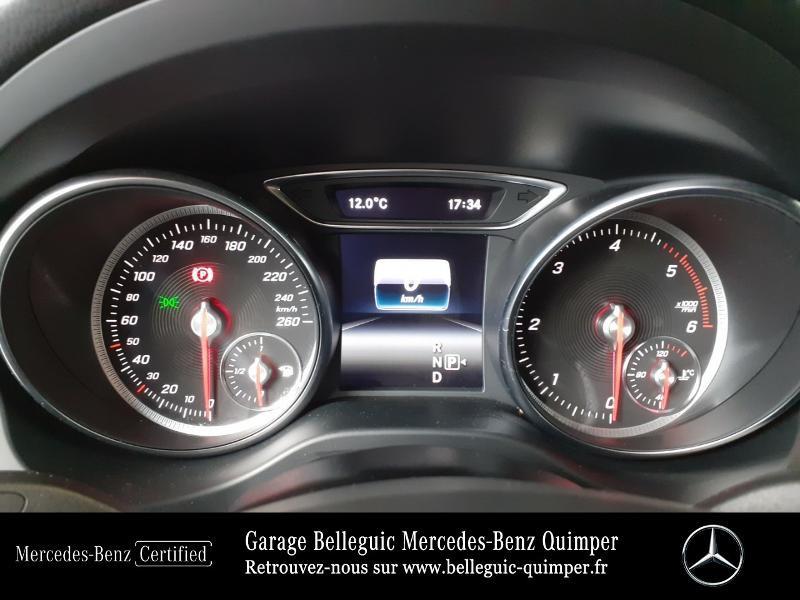 Photo 9 de l'offre de MERCEDES-BENZ Classe GLA 180 d Inspiration 7G-DCT à 24890€ chez Garage Belleguic - Mercedes-Benz Quimper