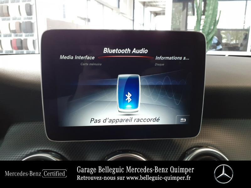 Photo 25 de l'offre de MERCEDES-BENZ Classe GLA 180 d Inspiration 7G-DCT à 24890€ chez Garage Belleguic - Mercedes-Benz Quimper