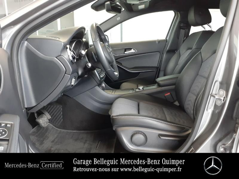 Photo 17 de l'offre de MERCEDES-BENZ Classe GLA 180 d Inspiration 7G-DCT à 24890€ chez Garage Belleguic - Mercedes-Benz Quimper