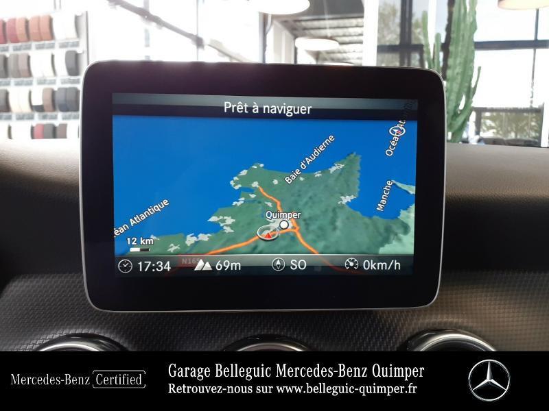 Photo 8 de l'offre de MERCEDES-BENZ Classe GLA 180 d Inspiration 7G-DCT à 24890€ chez Garage Belleguic - Mercedes-Benz Quimper
