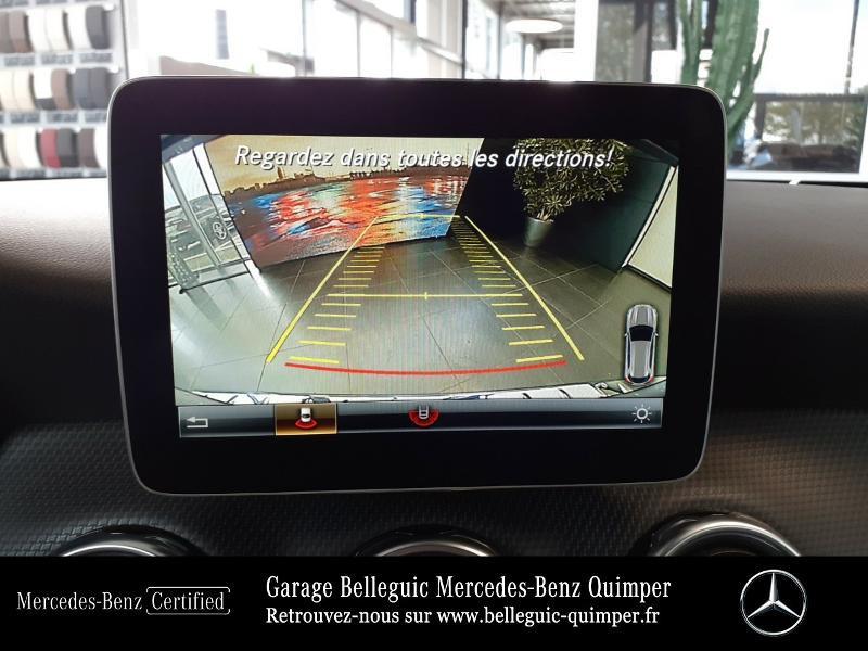 Photo 22 de l'offre de MERCEDES-BENZ Classe GLA 180 d Inspiration 7G-DCT à 24890€ chez Garage Belleguic - Mercedes-Benz Quimper