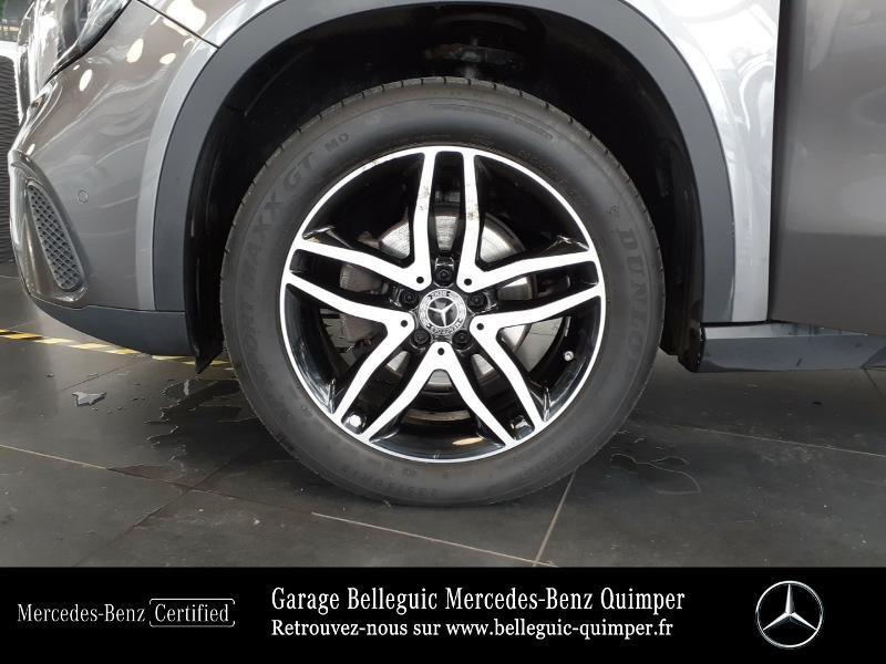 Photo 15 de l'offre de MERCEDES-BENZ Classe GLA 180 d Inspiration 7G-DCT à 24890€ chez Garage Belleguic - Mercedes-Benz Quimper
