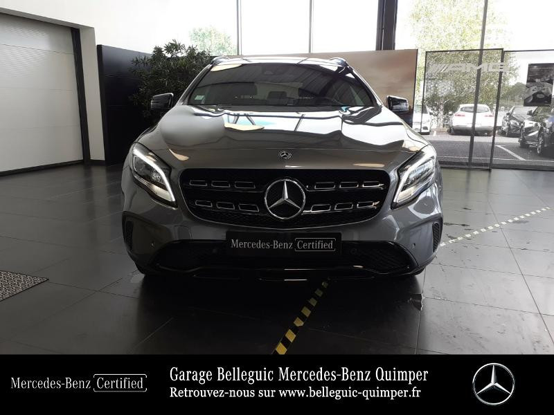Photo 5 de l'offre de MERCEDES-BENZ Classe GLA 180 d Inspiration 7G-DCT à 24890€ chez Garage Belleguic - Mercedes-Benz Quimper
