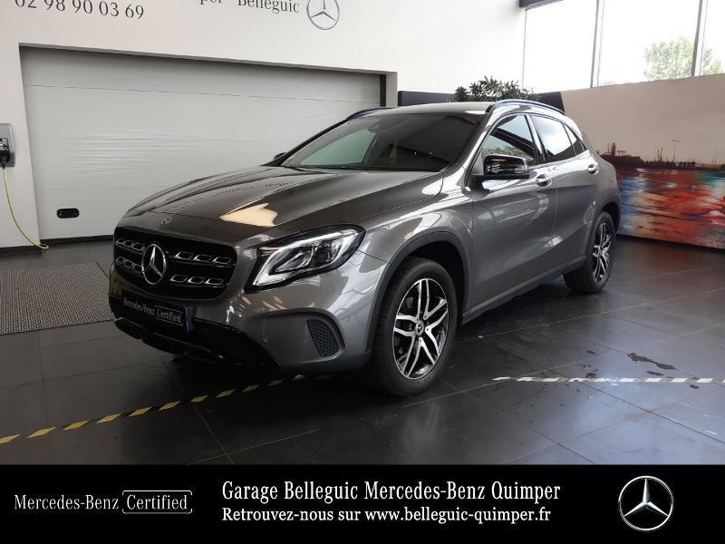 Photo 31 de l'offre de MERCEDES-BENZ Classe GLA 180 d Inspiration 7G-DCT à 24890€ chez Garage Belleguic - Mercedes-Benz Quimper