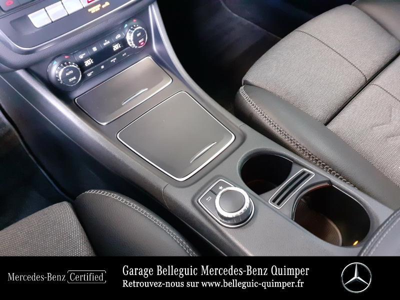 Photo 10 de l'offre de MERCEDES-BENZ Classe GLA 180 d Inspiration 7G-DCT à 24890€ chez Garage Belleguic - Mercedes-Benz Quimper