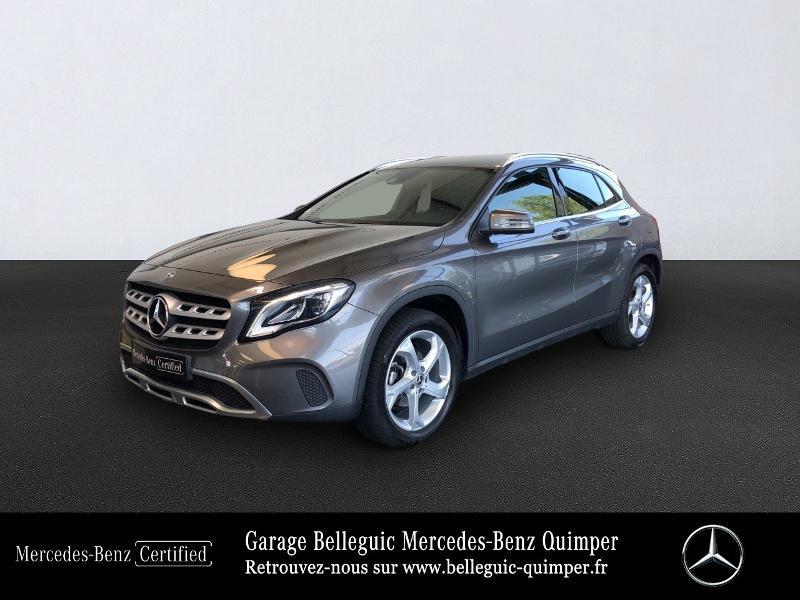 Mercedes-Benz Classe GLA 200 Sensation 7G-DCT Essence Gris Montagne métal Occasion à vendre