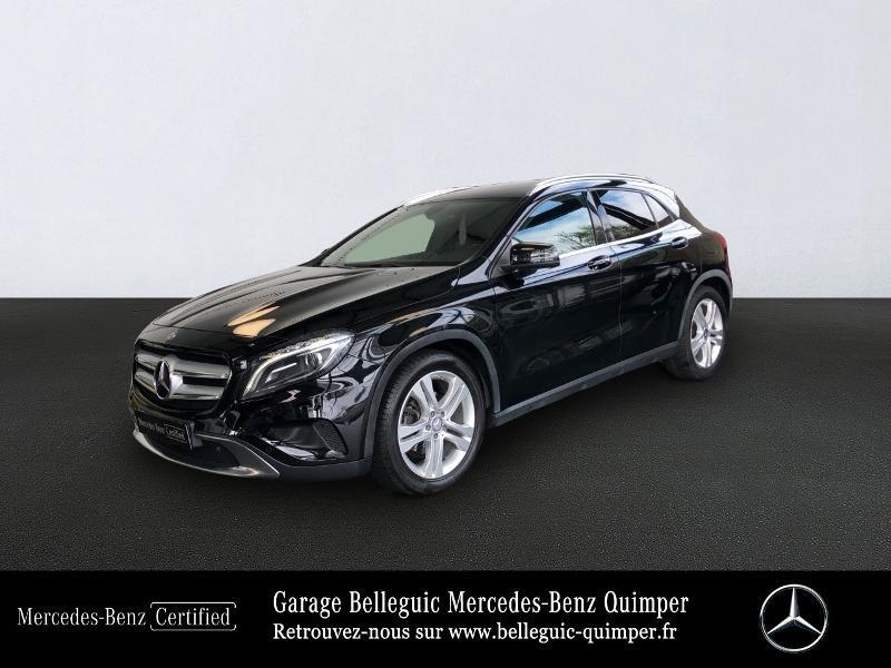 Mercedes-Benz Classe GLA 180 CDI Sensation Diesel Noir Cosmos Métal Occasion à vendre