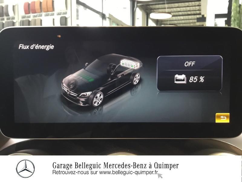 Photo 8 de l'offre de MERCEDES-BENZ Classe C 300 de 194+122ch AMG Line 9G-Tronic à 48900€ chez Garage Belleguic - Mercedes-Benz Quimper