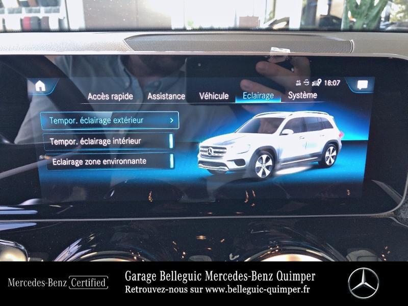 Photo 23 de l'offre de MERCEDES-BENZ GLB 200d 150ch AMG Line 8G DCT à 45889€ chez Garage Belleguic - Mercedes-Benz Quimper