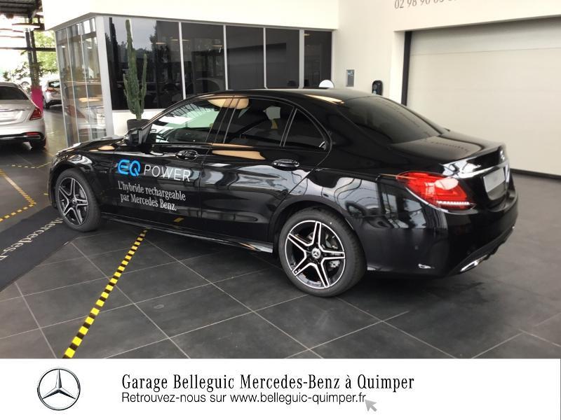 Photo 3 de l'offre de MERCEDES-BENZ Classe C 300 de 194+122ch AMG Line 9G-Tronic à 48900€ chez Garage Belleguic - Mercedes-Benz Quimper