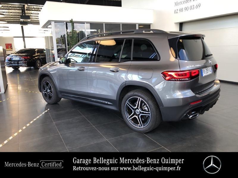 Photo 3 de l'offre de MERCEDES-BENZ GLB 200d 150ch AMG Line 8G DCT à 45889€ chez Garage Belleguic - Mercedes-Benz Quimper