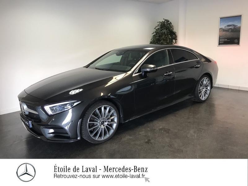 Photo 1 de l'offre de MERCEDES-BENZ Classe CLS 400 d 340ch AMG Line+ 4Matic 9G-Tronic Euro6d-T à 73890€ chez Etoile de Laval – Mercedes-Benz Laval