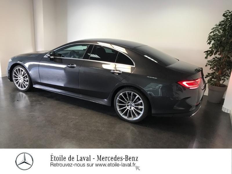 Photo 3 de l'offre de MERCEDES-BENZ Classe CLS 400 d 340ch AMG Line+ 4Matic 9G-Tronic Euro6d-T à 73890€ chez Etoile de Laval – Mercedes-Benz Laval