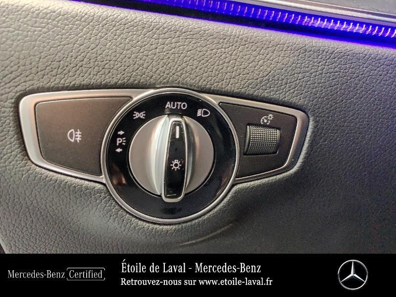 Photo 19 de l'offre de MERCEDES-BENZ Classe E 220 d 194ch AMG Line 9G-Tronic Euro6d-T-EVAP-ISC à 58490€ chez Etoile de Laval – Mercedes-Benz Laval