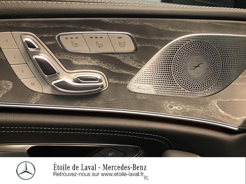 Photo 18 de l'offre de MERCEDES-BENZ Classe CLS 400 d 340ch AMG Line+ 4Matic 9G-Tronic Euro6d-T à 73890€ chez Etoile de Laval – Mercedes-Benz Laval