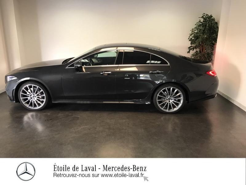 Photo 2 de l'offre de MERCEDES-BENZ Classe CLS 400 d 340ch AMG Line+ 4Matic 9G-Tronic Euro6d-T à 73890€ chez Etoile de Laval – Mercedes-Benz Laval