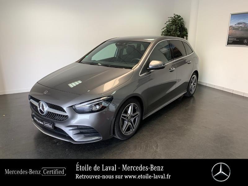 Photo 26 de l'offre de MERCEDES-BENZ Classe B 180d 116ch AMG Line Edition 7G-DCT à 36590€ chez Etoile de Laval – Mercedes-Benz Laval